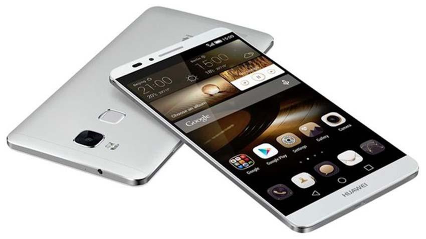 Ascend Mate7 i Ascend G7: dwa olbrzymy od Huawei
