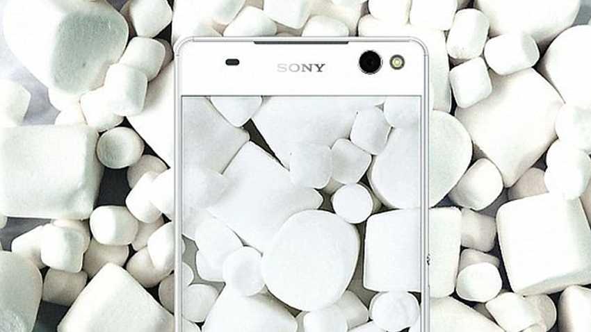 Sony wprowadza Androida 6.0 Marshmallow do pierwszych urządzeń