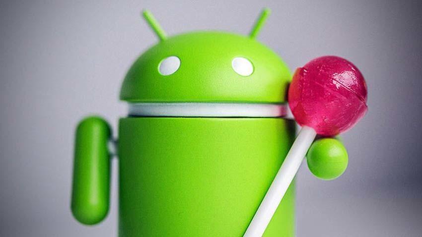 Marcowy Android - Lollipop na szczycie