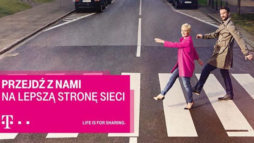 Photo of T-Mobile reklamuje najlepszą jakość sieci