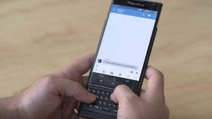 BlackBerry najszybsze w aktualizacjach zabezpieczeń Androida