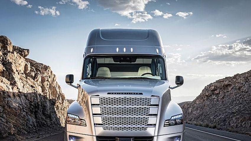 Wielka Brytania dopuści do jazdy autonomiczne ciężarówki