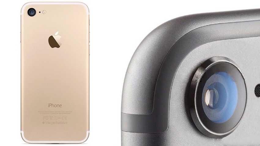 iPhone 7 - nowe przecieki ukazują zmiany w designie i większy aparat