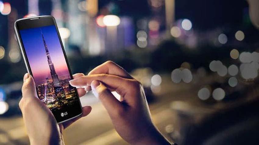 LG prezentuje smartfony K8 i K5