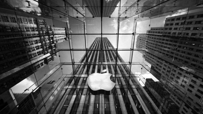 Wartość rynkowa Apple sięgnęła powyżej 140 miliardów dolarów