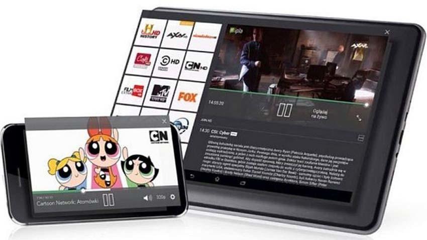 Cyfrowy Polsat GO - treści VOD i kanały telewizyjne na smartfonach