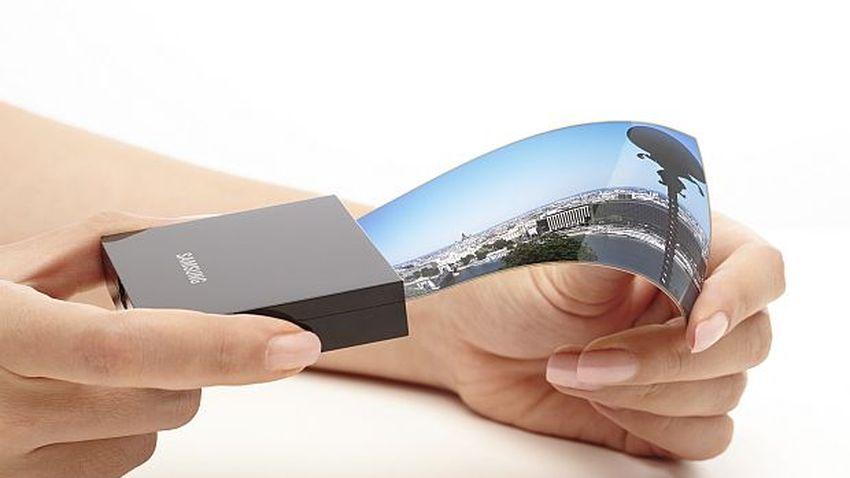 Photo of Elastyczne wyświetlacze z Polski mogą zmienić rynek elektroniki