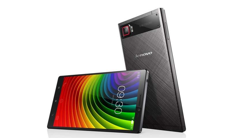 Lenovo Vibe Z2: Dla fanów selfie z grubszym portfelem