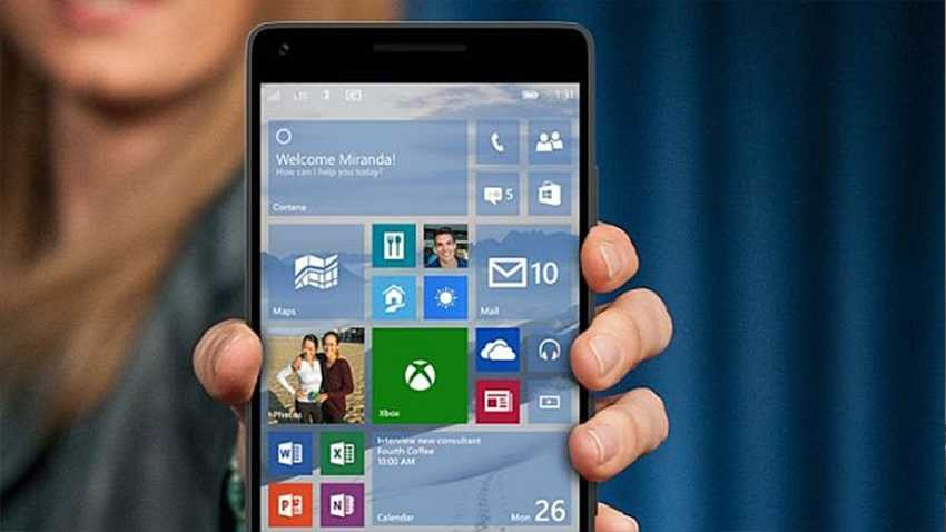 Microsoft startuje z aktualizacją do Windows 10 Mobile