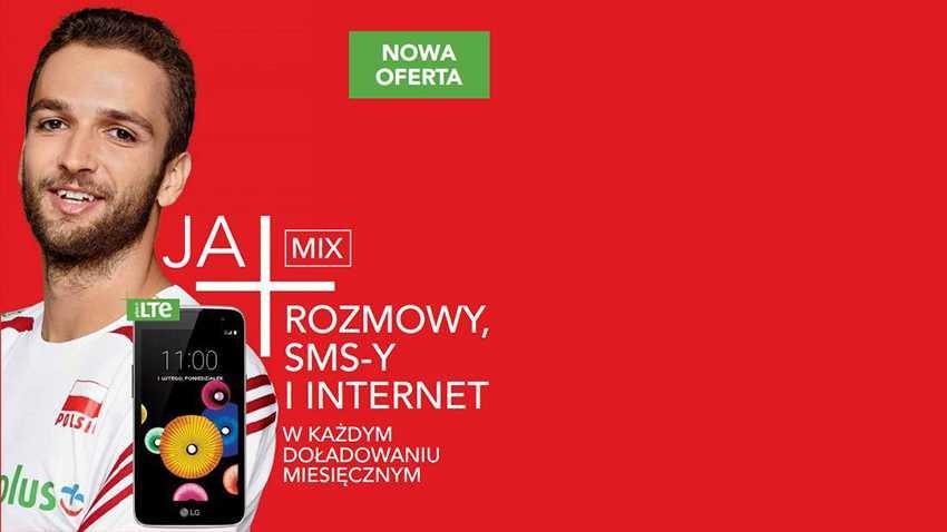 Nowa odsłona oferty JA+ Mix