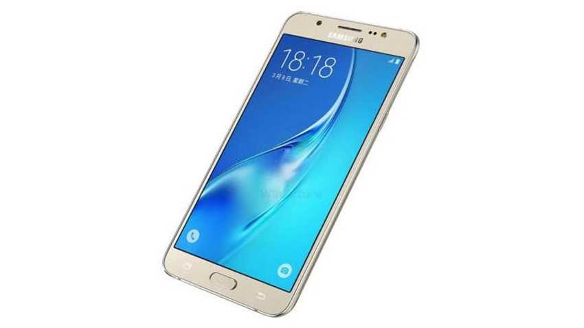 Samsung Galaxy J7 (2016) na oficjalnych materiałach prasowych