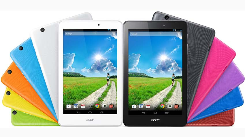 Acer Iconia Tab: Trzy tablety