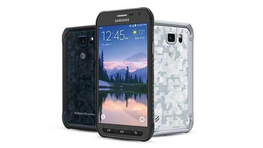 Samsung Galaxy S7 Active w przygotowaniu