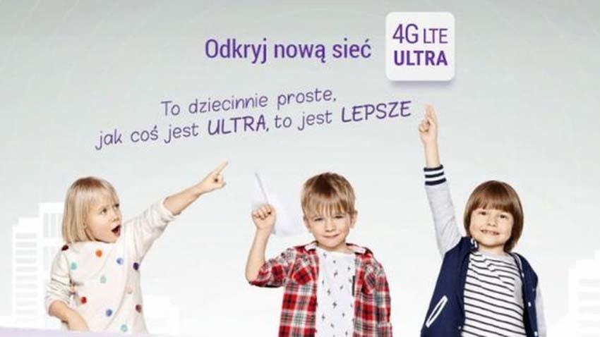 Play zwiększa dostępność 4G LTE Ultra