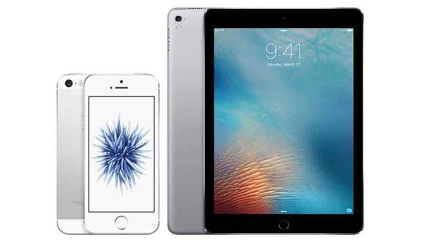 Przedsprzedaż iPhone'a SE i iPada Pro (9.7) w Polsce