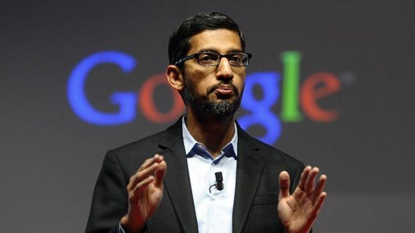 Szef Google jednym z najlepiej opłacanych CEO na świecie