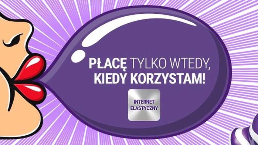 Play startuje z kampanią Internetu Elastycznego