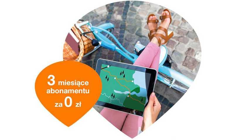 Photo of Promocja Orange: Internet mobilny za darmo przez 3 miesiące