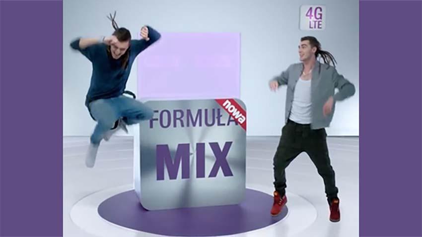 Formuły Mix Play: 2 razy większe pakiety internetowe