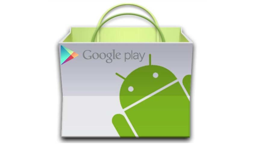 Nowe ikony Google Play