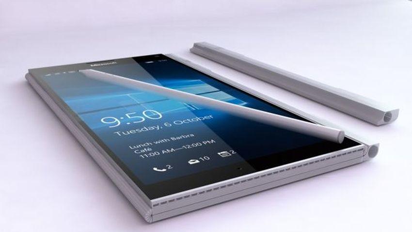 Microsoft szykuje trzy smartfony Surface?
