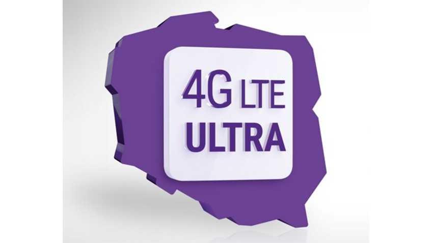 Play: Ponad 400 stacji w sieci 4G LTE Ultra