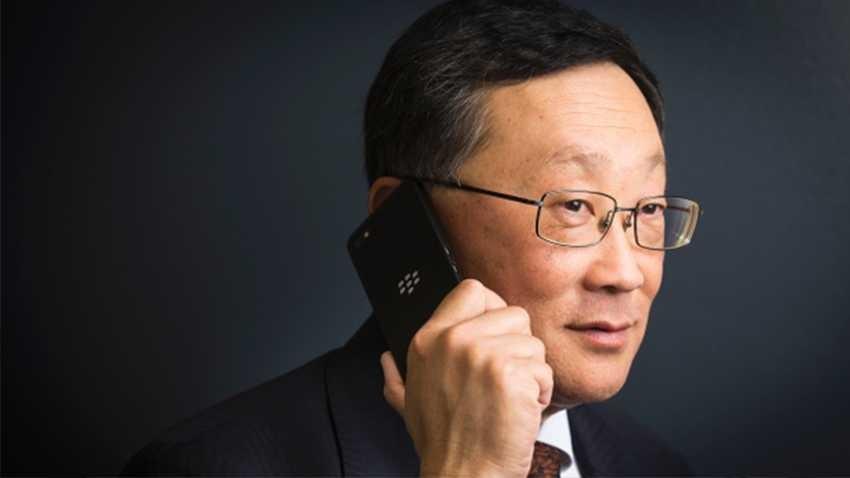 John Chen potwierdza nowe smartfony BlackBerry z Androidem