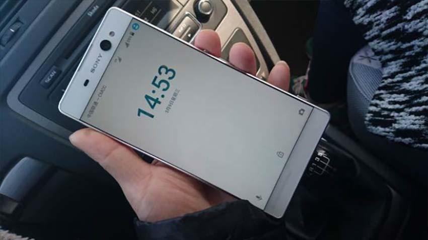 Sony Xperia C6 na nowych zdjęciach