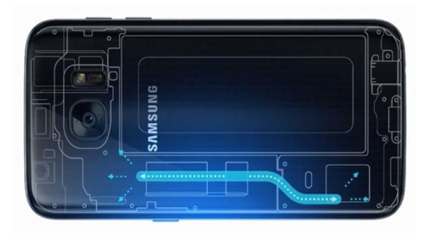Samsung wyjaśnia działanie systemu chłodzenia w Galaxy S7