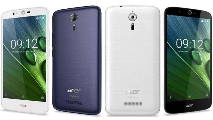 Acer Liquid Zest Plus z baterią 5000 mAh