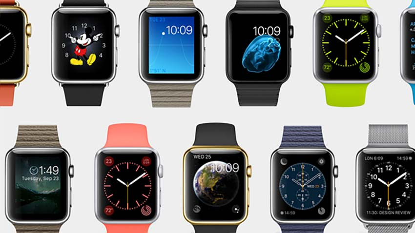 Nie iWatch i nie iTime. To Apple Watch!