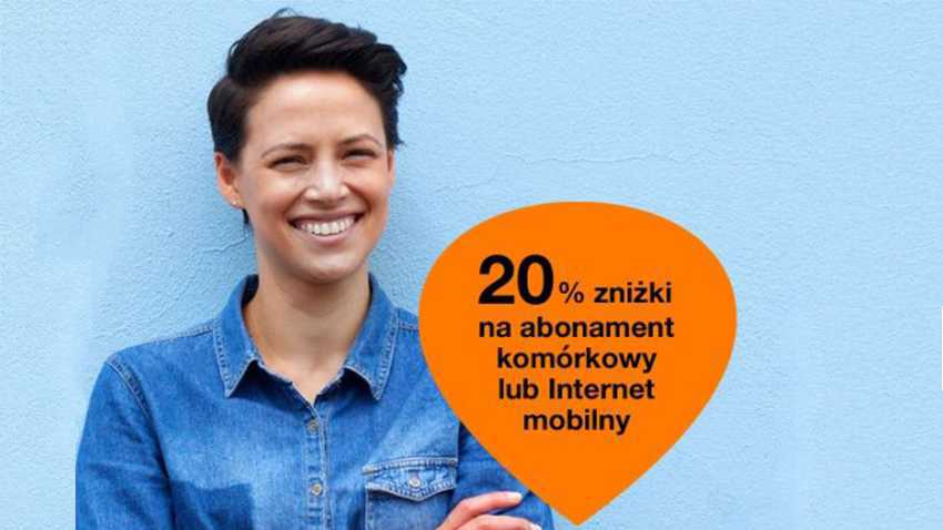 Photo of Promocja Orange: Zniżka na abonament