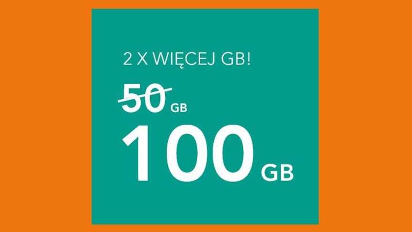 Promocja Plus: Dwa razy więcej Internetu LTE