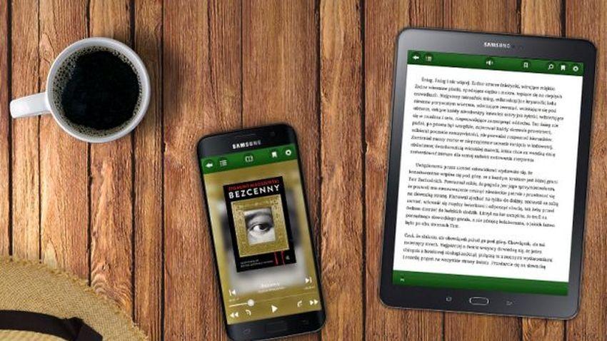 Darmowy dostęp do książek Legimi na urządzeniach Samsunga