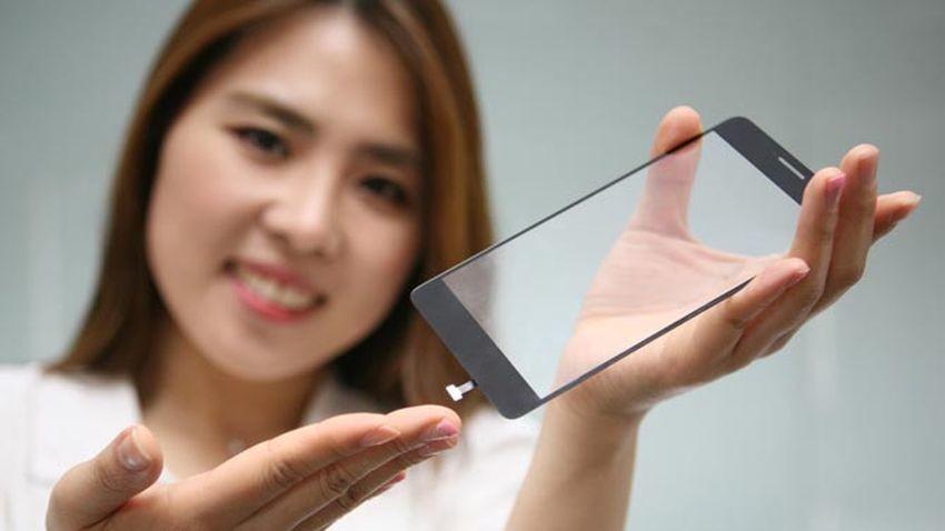 Nowa technologia LG daje nam wgląd w przyszłość czytników linii papilarnych
