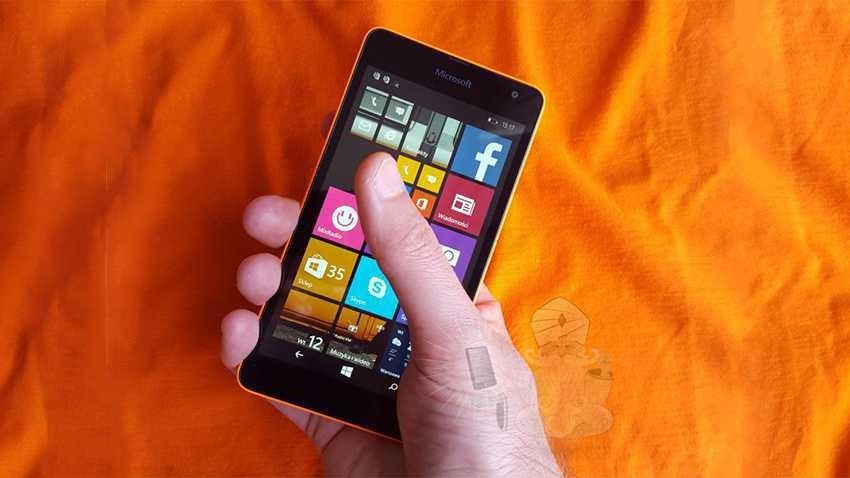 Lumia 535 najpopularniejszym smartfonem z Windows Phone