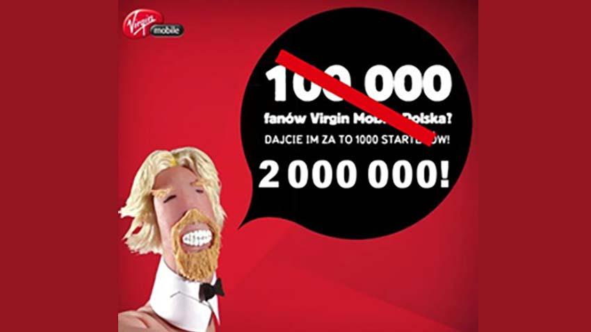 Photo of Reinkarnacja Virgin Mobile: Firma zamierza podbić rynek
