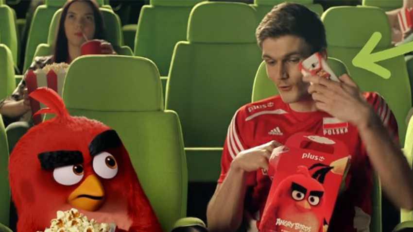 Photo of Wściekły zestaw z Angry Birds w Plusie