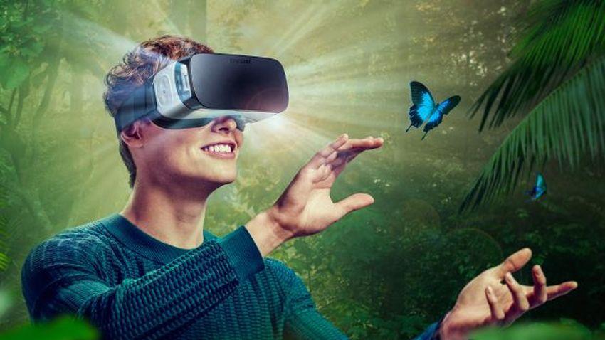 2 miliony godzin wirtualnej rzeczywistości z Samsung Gear VR