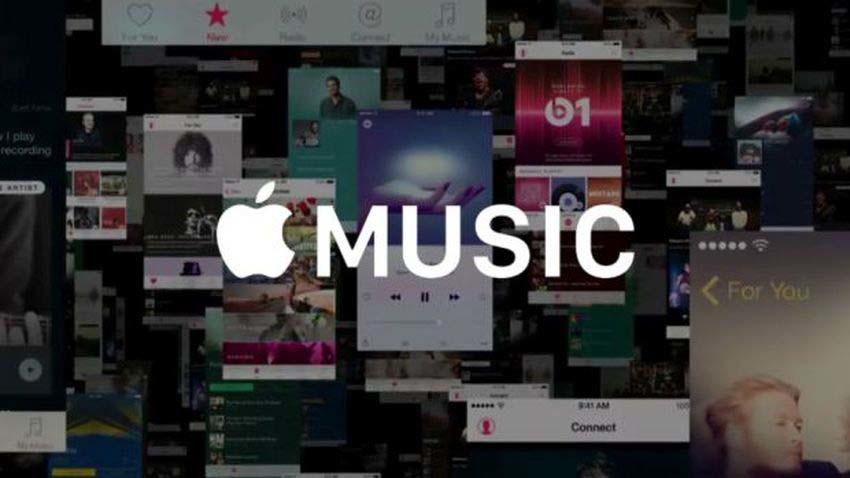 Odświeżone Apple Music