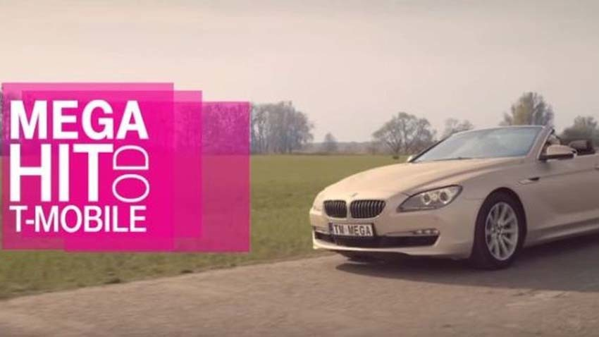 MegaHit od T-Mobile w nowej kampanii reklamowej z Patricią Kazadi i Kingą Preis
