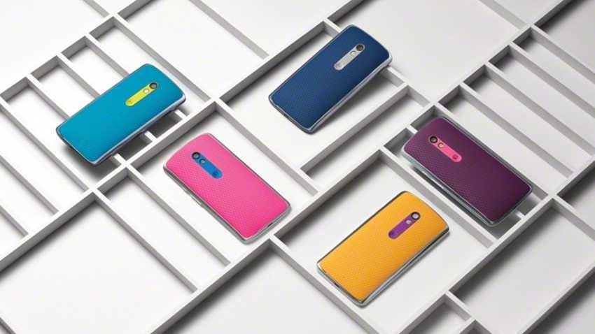 Motorola ujawnia informacje o Moto G4