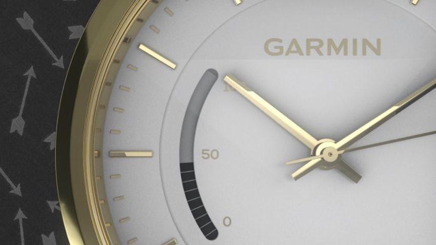 Garmin Vivomove - stylowy smartwatch dla aktywnych