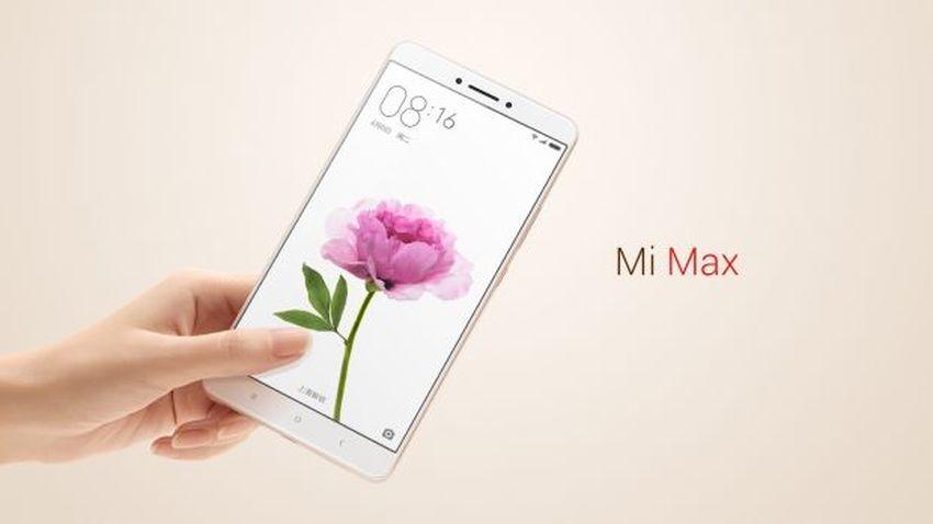 Xiaomi Mi Max - ogromny wyświetlacz i bateria 4850 mAh