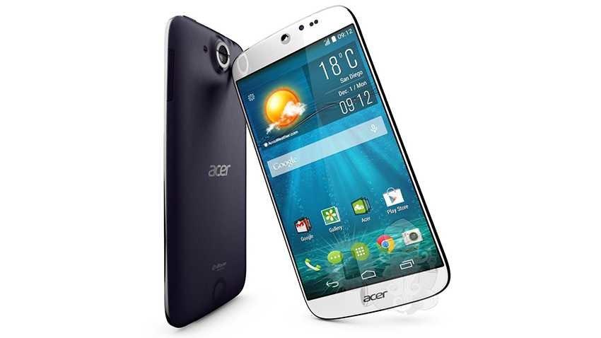 Acer szykuje nowy smartfon do gier