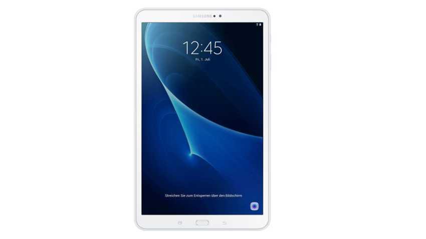 Samsung Galaxy Tab A 10.1 (2016) już oficjalnie