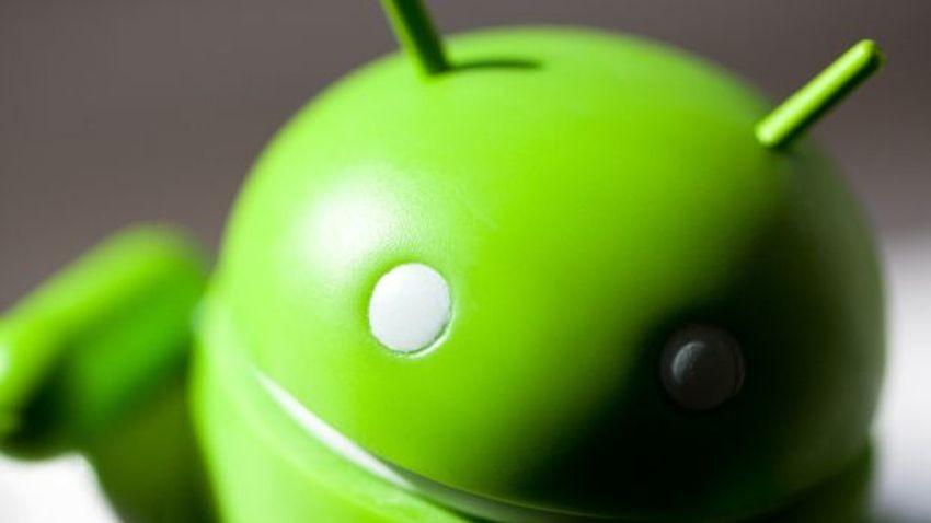Android pnie się w górę