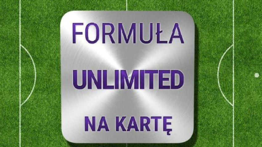 Play wprowadza nową Formułę Unlimited na Kartę