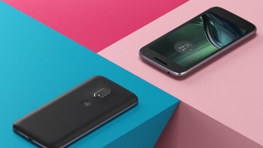 Moto G4 Play uzupełnia najnowszą serię Moto G4
