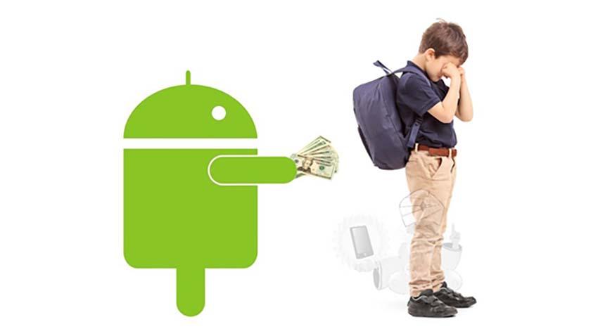 Photo of Google zapłaci za nieostrożność użytkowników aplikacji i gier